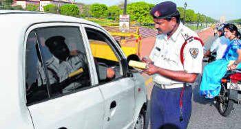 Patna Traffic Police