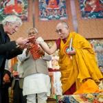 32nd Kalchakra initiations conclude at Bodh Gaya