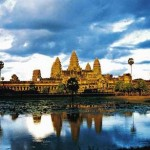 Angkor Wat construction started in Vaishali