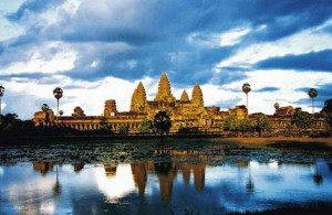 Angkor wat Temple is World's largest temple