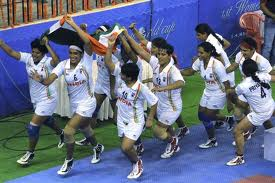 World Women Kabaddi Champion 2012