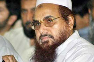 Who is Hafiz Muhammad Saeed ?