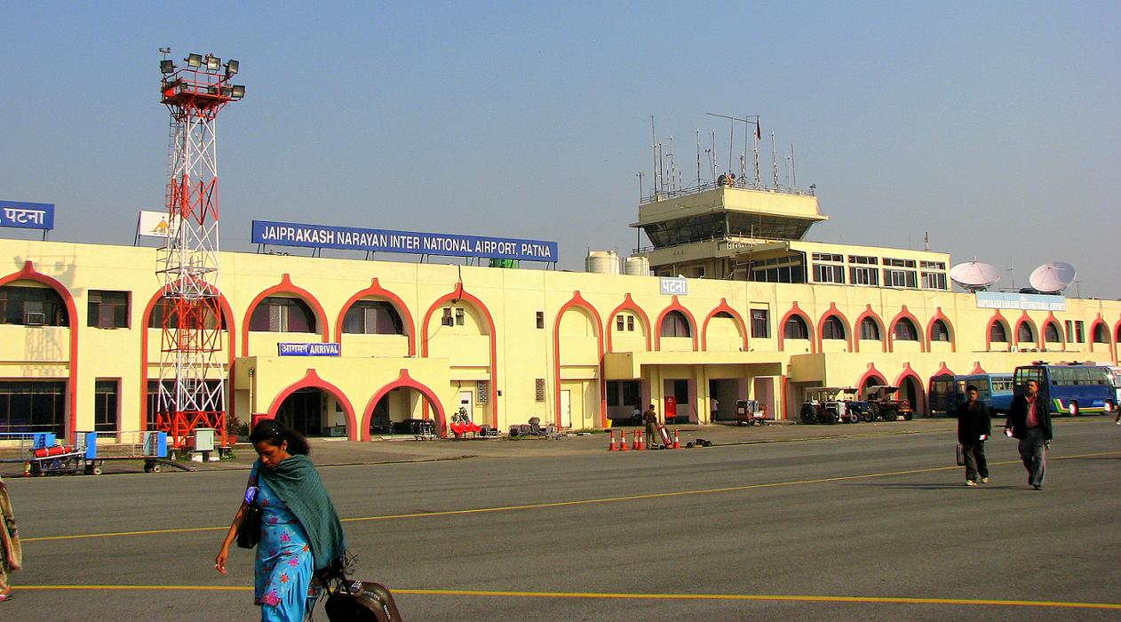 Large Aircrafts resume Operations at Patna International Airport ...