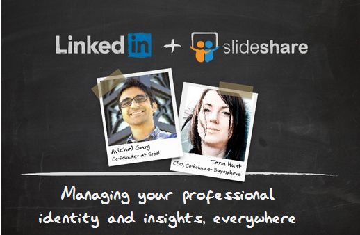 linkedin slideshare deal