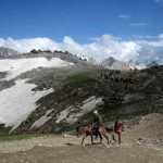 Amarnath Shrine Board prepares to start 2014 Yatra on Baltal Track