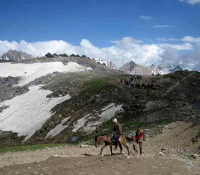 Amarnath Yatra 2014 to start on June 28 for 44 Days