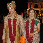 Anni Dewani and husband Shrien Dewani
