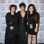 Mandira Bedi in a Photoshoot during Lakme Fashion Week 2012