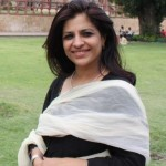 Shazia Ilmi to contest from R K Puram Seat in Delhi Elections