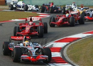 Indian F1 Grand Prix