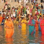 Millions of Devotees observe Chhath Puja in Bihar and Outside