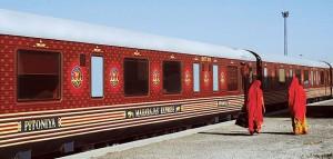 Maharajas Express Train