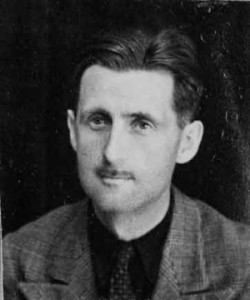 George Orwell was a famous English Author born in Bihar