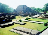 Nalanda University Ruins and Remains