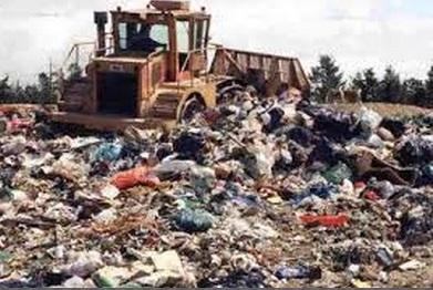 disadvantages of improper garbage disposal
