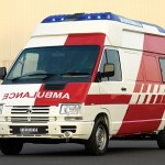 Mentally disturbed man steals ambulance to search for Neymar