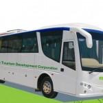 AC Bus for Patna Rajgir Bodhgaya by BSTDC