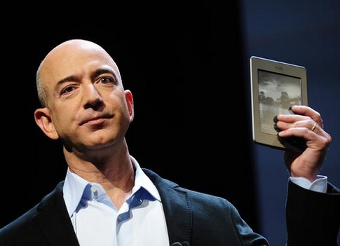The Biography Of Jeff Bozos Ceo And Founder Of Amazon
