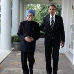 Barack Obama breaks White House protocol for Manmohan Singh