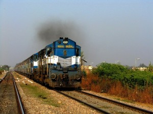 Indian Railways Diesel engine Locomotive