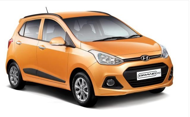 Hyundai Grand i10 Outer View