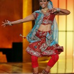 Nina Davuluri in Indian Traditional Dress