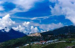A Monastery in Tawang District of Arunachal Pradesh