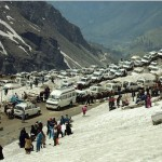Manali Taxi Operators go on Indefinite Strike over Entry restrictions