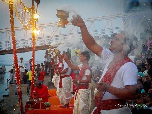 Ganga Aarti in Patna