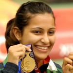 Indian Shooter Heena Sidhu clinches Gold at ISSF World Cup 2013