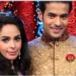 Mallika Sherawat with Husband Vijay Singh