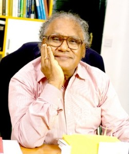 Prof. C N R Rao