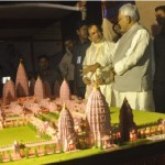 Model of World's largest Viraat Ramayana Temple unveiled in Patna