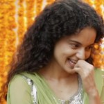 Kangana Ranaut plays Bride to Be in the movie 'Queen'