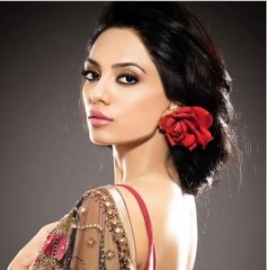 Miss India Sobhita Dhulipala in Saree