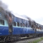 Bangalore Nanded Express Fire kills 23, injuring over 12 Passengers