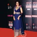Bipasha Basu faces Oops Moment at Life OK Screen Awards Ceremony