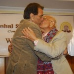 When Dharmendra and Ram Jethmalani Kissed in Public