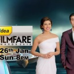 Filmfare Awards Anchor Ranbir Kapoor and Priyanka Chopra