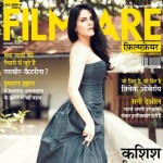 Kashish Singh sizzles on the cover of January issue of Filmfare