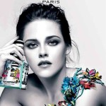 Kristen Stewart goes Topless for French Perfume Ad
