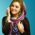 Nazriya Nazim Hot in Traditional Dress