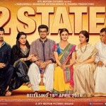 Poster of Bollywood Film 2 States