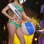 Miss Mexico Daniela Alvarez in Bikini