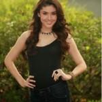 Miss Mexico Daniela Alvarez looking stunning in Black Dress