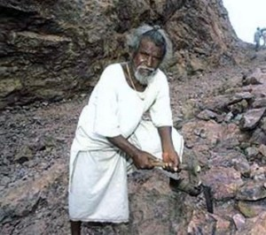 Dashrath Manjhi is popularly known as Mountain Man