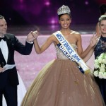 Winning Moments: Flora Coquerel being crowned Miss France 2014