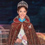 Winning Moments: Grace Chan being crowned Miss Hong Kong 2013 Title