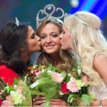 Lawrence Langen being crowned Miss Belgium 2014, Winning Moments