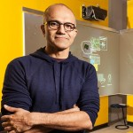 Satya Nadella is the new Chief Executive Officer of Microsoft